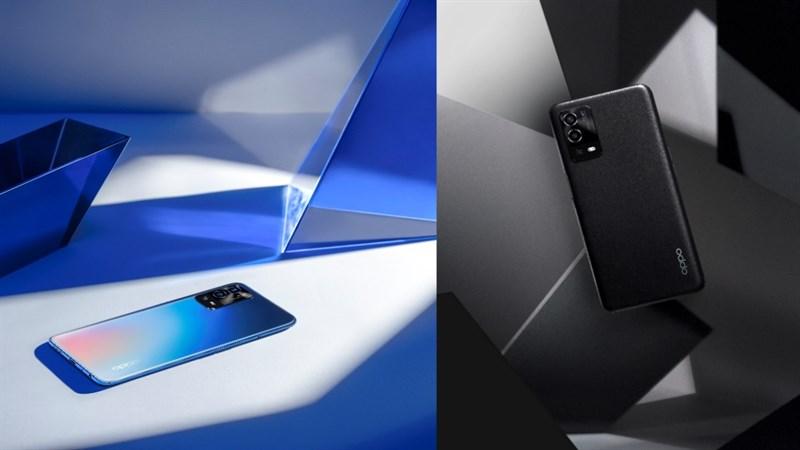 OPPO A55 4G lộ thêm nhiều ảnh render sắc nét trước ngày ra mắt