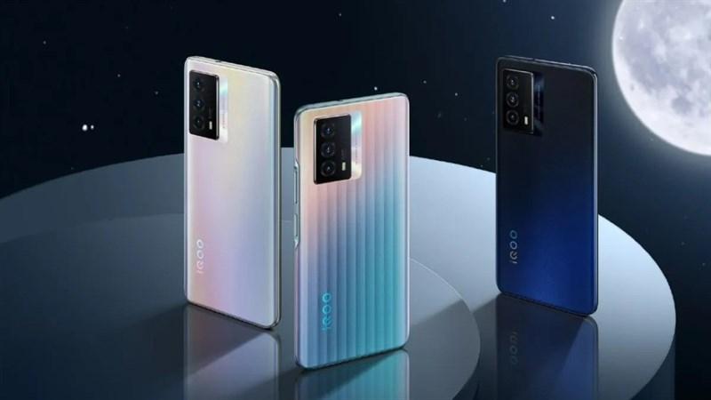 iQOO Z5 5G ra mắt với màn hình 120Hz, Snapdragon 778G, pin 5.000mAh