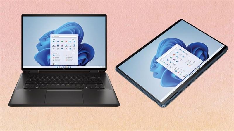 HP ra mắt laptop Spectre x360 16 inch