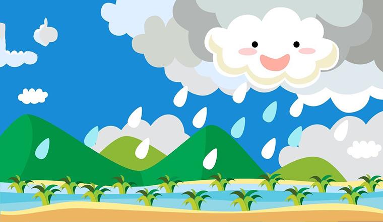 11 bài hát thiếu nhi về mưa tạo cho bé cảm giác vui tươi, rộn ràng