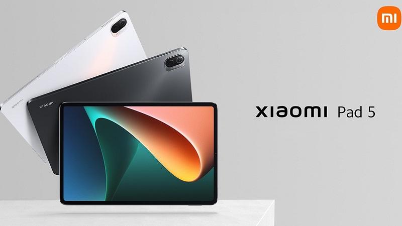 Xiaomi Pad 5 với chip Snapdragon 860, pin 8.720mAh cháy hàng sau 10 phút mở bán tại châu Âu