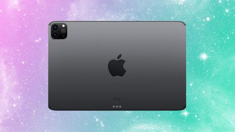 iPad Pro trong tương lai sẽ sở hữu thiết kế ngang, camera hưởng lợi