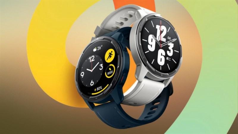Xiaomi nhá hàng Watch Color 2