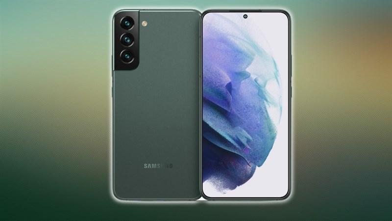 Thiết kế Galaxy S22+ được tiết lộ qua hình ảnh render