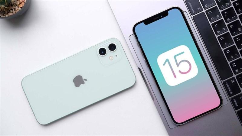 Cách cập nhật iOS 15 cho iPhone 11