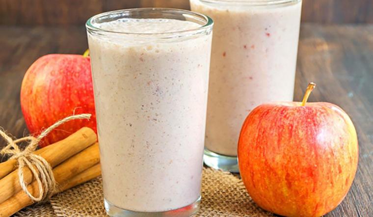 Hướng dẫn cách làm sinh tố táo siêu ngon và giàu dinh dưỡng