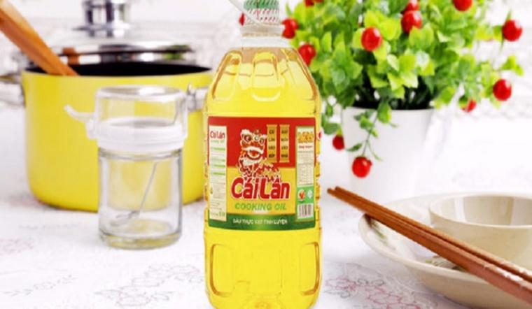 Lí do khiến dầu ăn Cái Lân được nhiều người nội trợ Việt Nam tin dùng