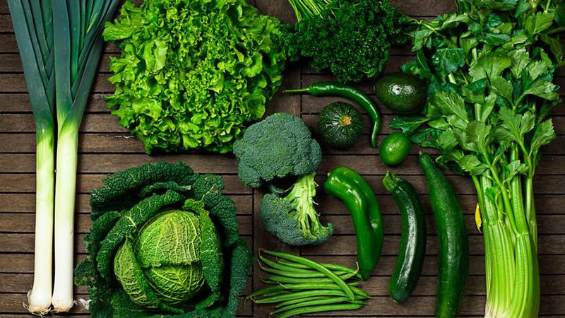 Thực phẩm chứa vitamin K1