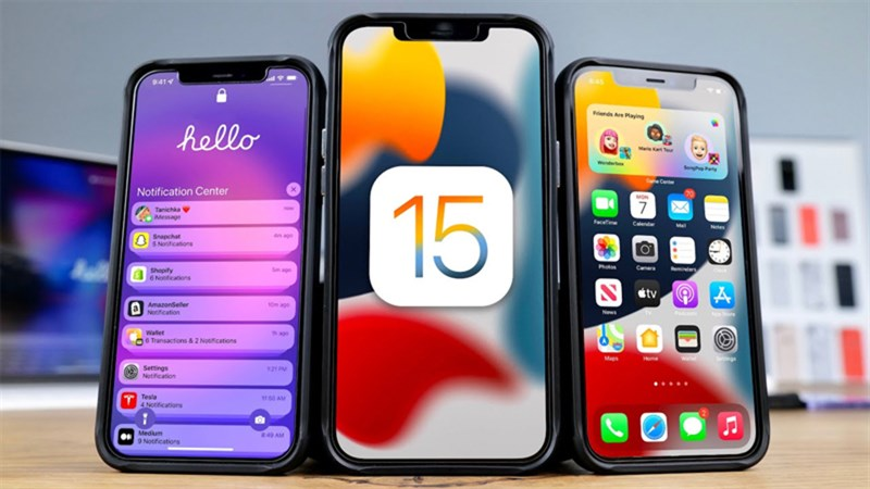 Những cái hay trên iOS 15, người dùng đánh giá thế nào về phiên bản iOS 15 mới, bạn có nên cập nhật ở thời điểm hiện tại?
