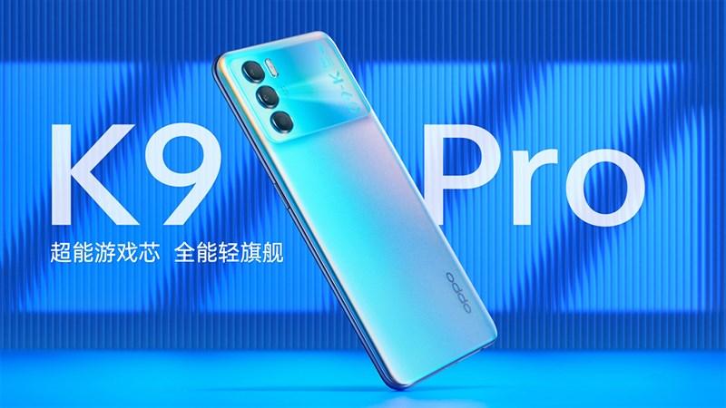 OPPO K9 Pro ra mắt tại Trung Quốc