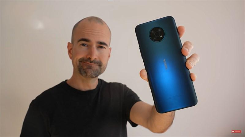 Chính thức ra mắt Nokia G50 5G - Sự lựa chọn sáng giá trong phân khúc giá rẻ khi sở hữu màn hình lớn, pin trâu và có hỗ trợ 5G