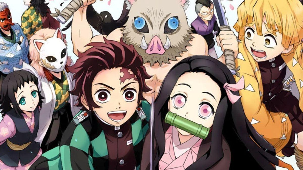Anime là hoạt hình mang phong cách đặc trưng từ Nhật Bản