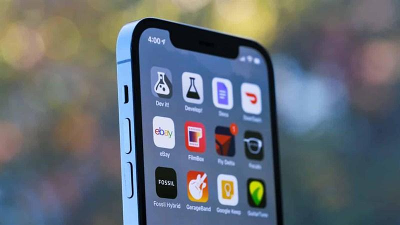 Cách kiểm tra màn hình iphone đẫ thay hay chưa trên iOS 15