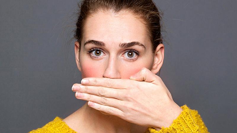 Bạc hà giúp ngăn ngừa tác nhân gây hôi miệng