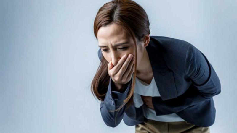 Buồn nôn là một tác dụng phụ hiếm gặp khi sử dụng Bạc hà