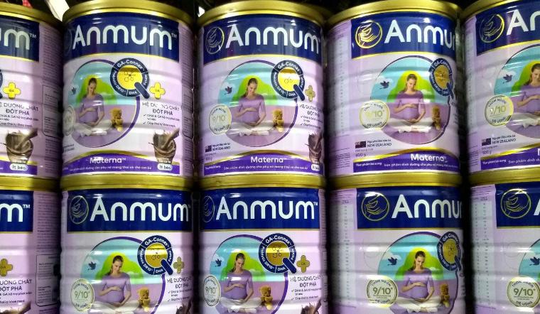 Cách pha sữa bầu Anmum chuẩn nhất và những lưu ý khi dùng sữa bầu Anmum
