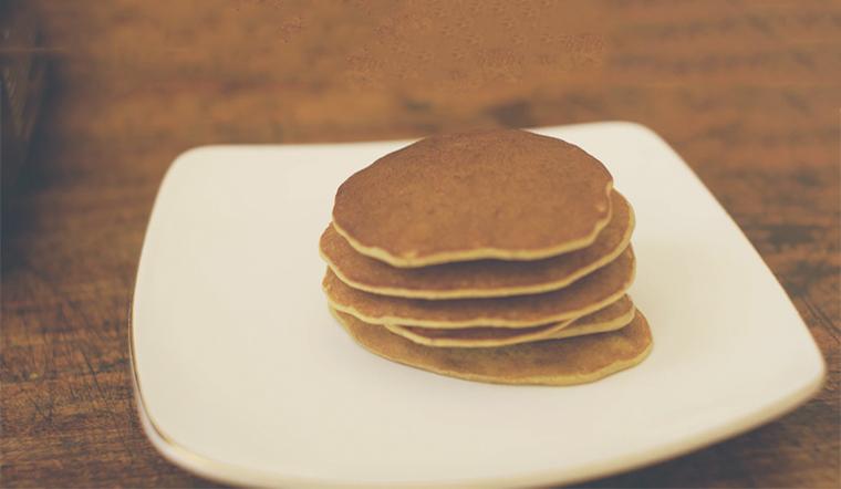 Hướng dẫn làm bánh Pancake chuối - yến mạch thơm ngon đầy dinh dưỡng