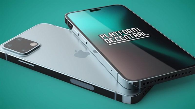 iPhone 14 lộ ảnh thực tế với phần camera đục lỗ mới lạ, tuy nhiên...