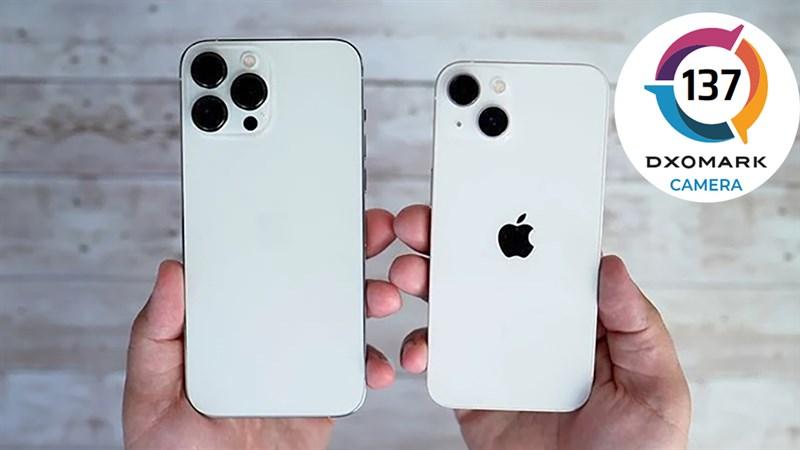 iPhone 13 Pro đạt 137 điểm hiệu năng camera trên DxOMark