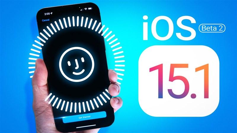 Cách cập nhật iOS 15.1 Beta 2