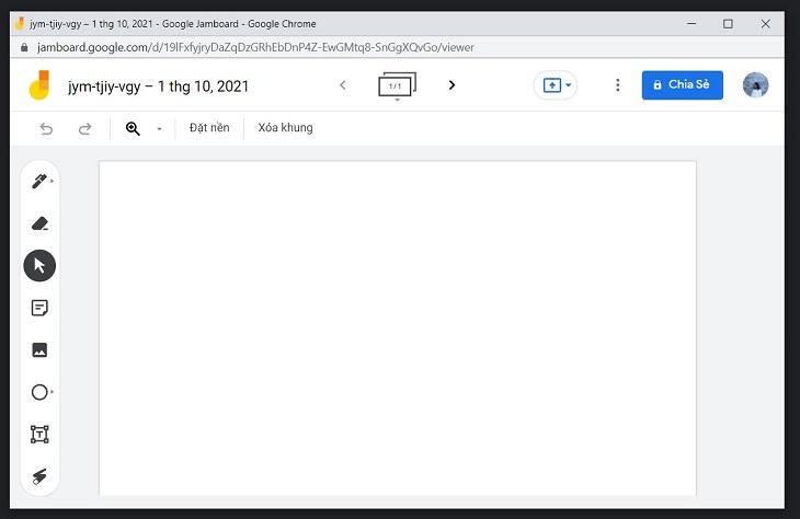 Công cụ tính năng của Google Meet