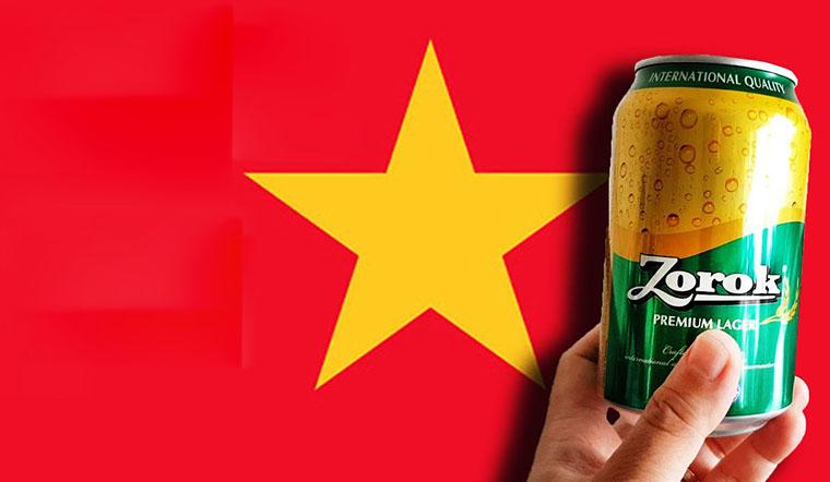 Tìm hiểu về bia Zorok - sản phẩm bia cao cấp của Sabmiller Việt Nam