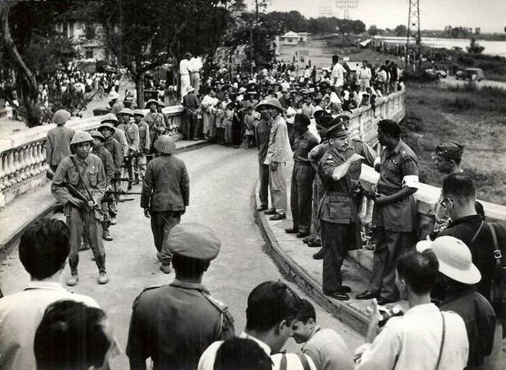 Ngày 10 tháng 10 dương lịch là ngày giải phóng thủ đô Hà Nội.