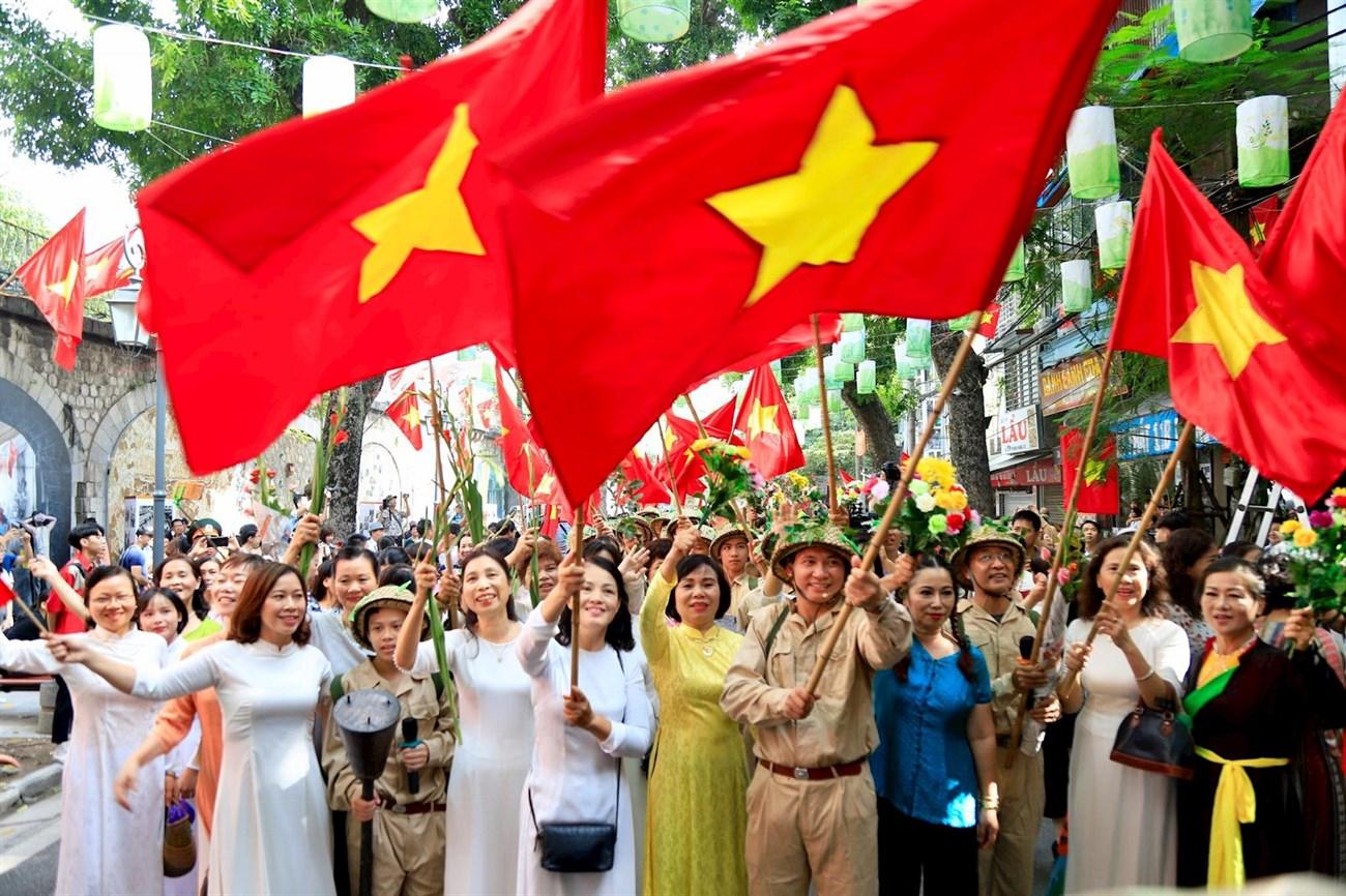 Ngày giải phóng Thủ đô là một cột mốc quan trọng trong lịch sử