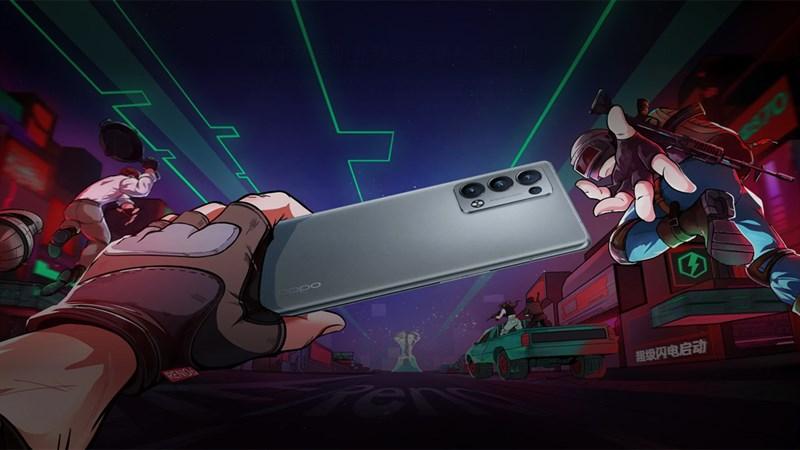 Sở hữu OPPO Reno6 Pro 5G, nhận ngay loạt đặc quyền siêu VIP có 1-0-2
