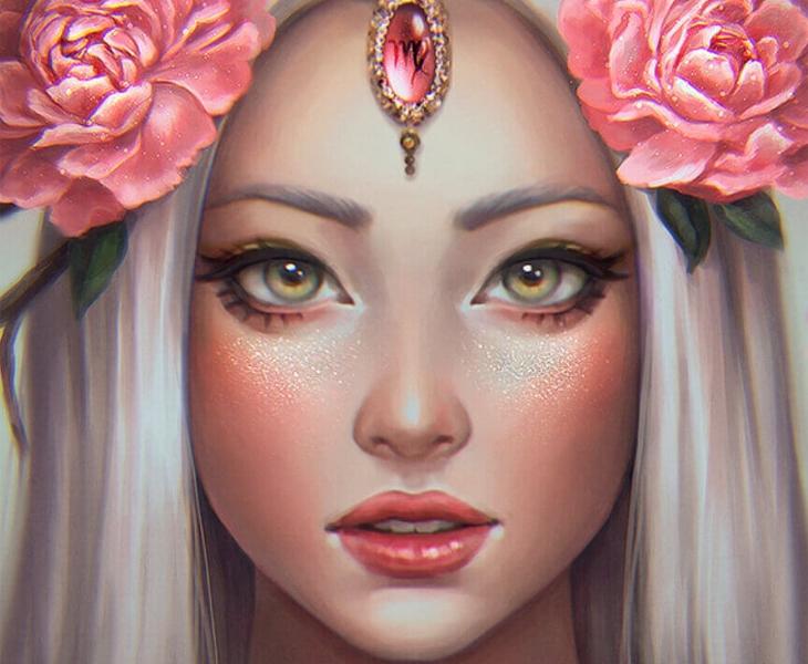 Xử Nữ - trinh nữ