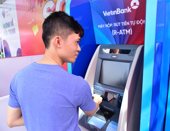 Thanh toán tại ATM