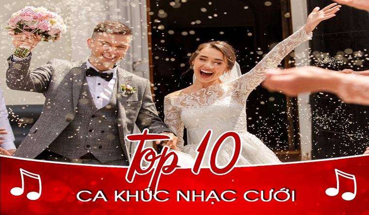 10 bài nhạc có những ca từ ý nghĩa, ngọt ngào cho ngày đám cưới