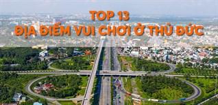 Top 13 các địa điểm vui chơi ở Thủ Đức cực vui, nhất định phải ghé qua