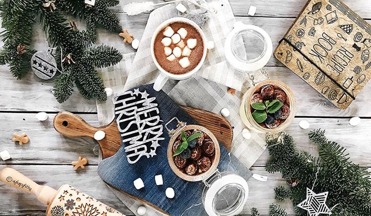 Những điều bạn chưa biết về các loại bánh truyền thống đêm Giáng Sinh