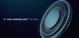 Công nghệ quạt tản nhiệt AeroBlade 3D thế hệ 5 của Acer có gì đặc biệt?