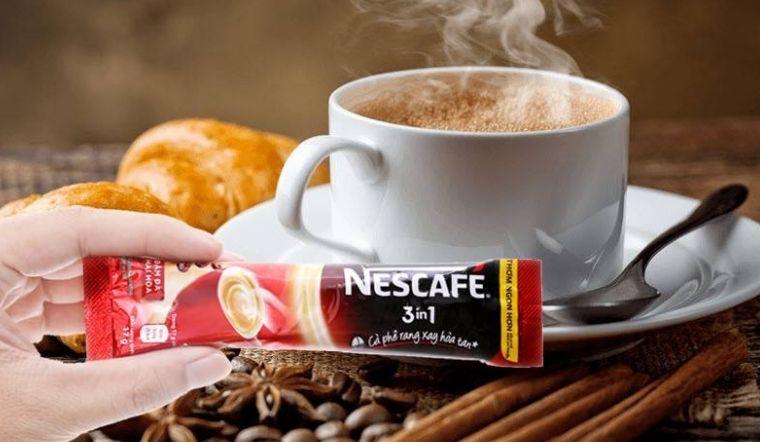 1 gói Nescafe có bao nhiêu calo? Cách uống cà phê giảm cân hiệu quả