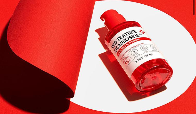 Tràm trà đỏ Some By Mi - giải pháp trị mụn cho da nhạy cảm