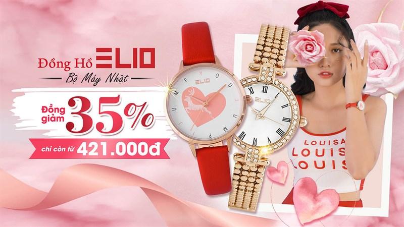 Đồng hồ Elio
