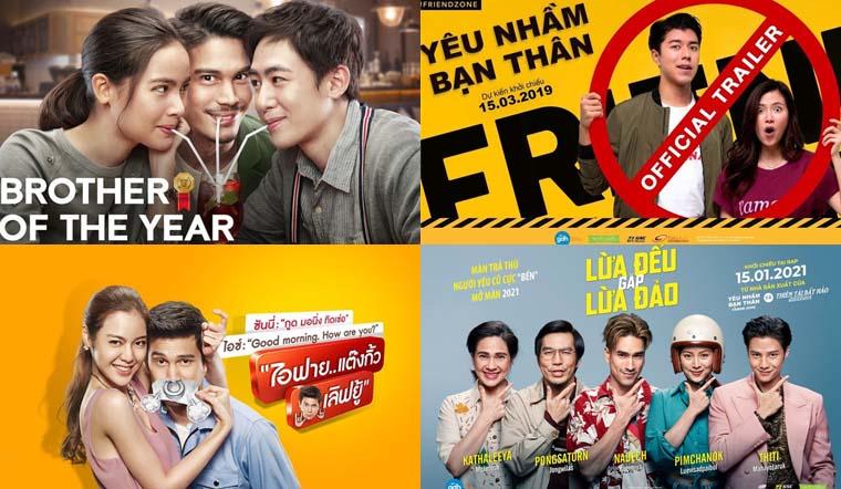 10 bộ phim hài Thái Lan giúp bạn có những phút giây vui vẻ, thư giãn