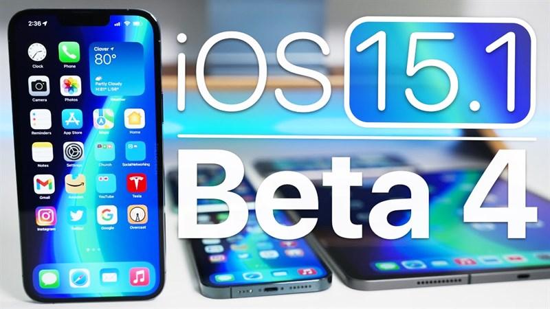 Cách cập nhật iOS 15.1 Beta 4 để ổn định hiệu năng và giúp bạn sử dụng iPhone mượt mà hơn trông thấy