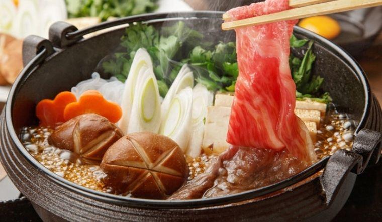 Thưởng thức lẩu Nhật tại nhà chỉ với một gói lẩu ngon-bổ-rẻ