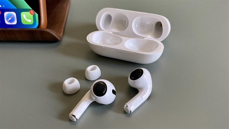 Cách chọn nút đệm cao su tai nghe AirPods Pro phù hợp