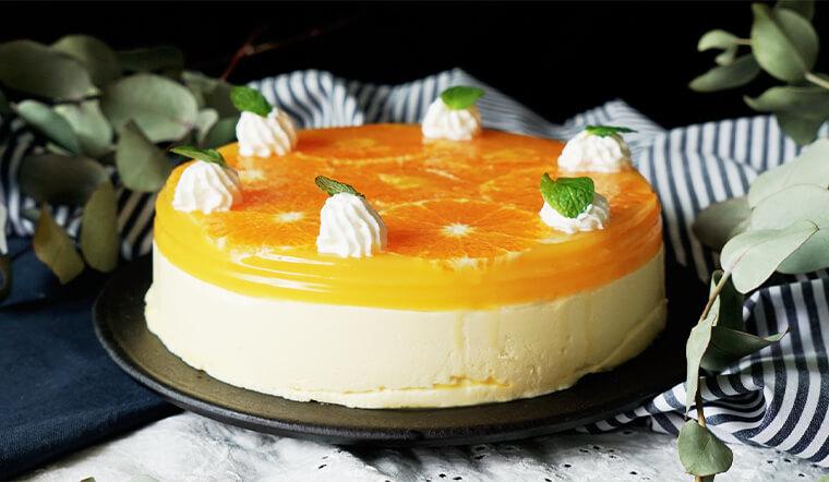 Bật mí 2 cách làm bánh mousse cam chua ngọt béo mịn khiến ai cũng xao xuyến