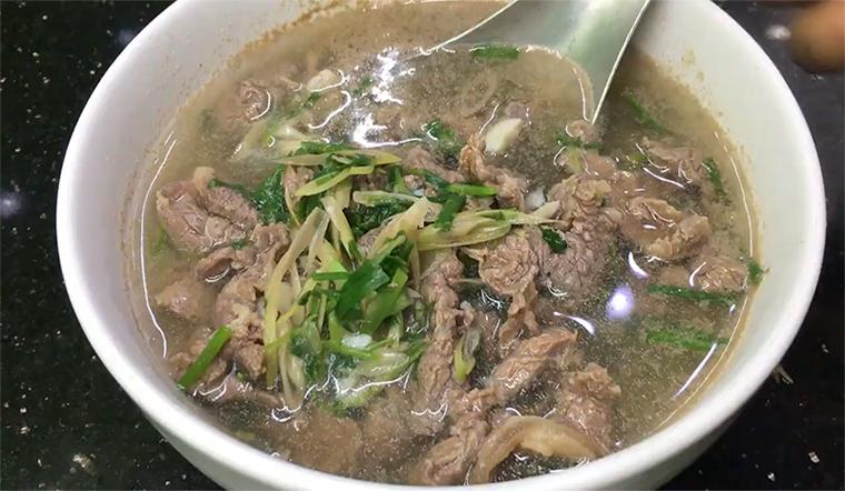 Cách nấu canh thịt bò thơm ngon bổ dưỡng cho cả nhà