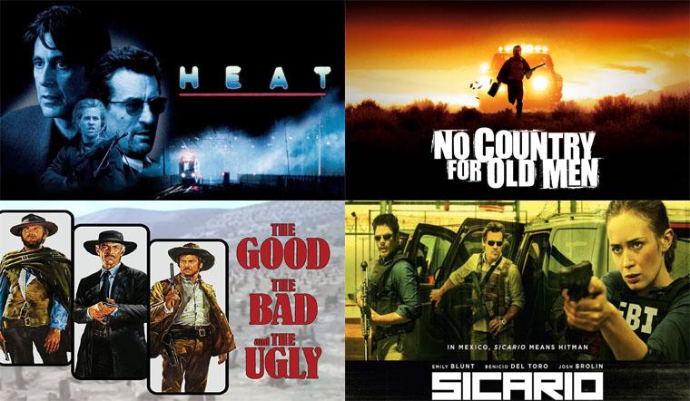 10 bộ phim về đề tài đấu súng, bắn súng mang đến cảm giác gây cấn cho người xem