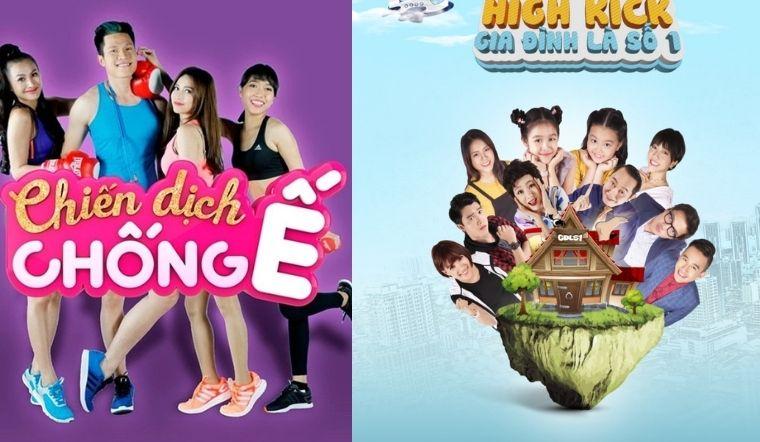 10 phim sitcom Việt Nam, có cốt truyện hấp dẫn, độc đáo cực giải trí