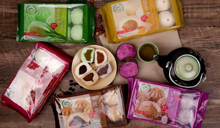 Thưởng thức hương vị độc đáo đến từ bánh bao Lim Kee