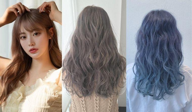 Dự đoán những màu nhuộm tóc hot nhất dịp Tết 2022