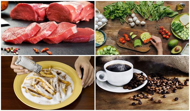Người bị thiếu hụt canxi nhất định không được ăn 6 loại thực phẩm này