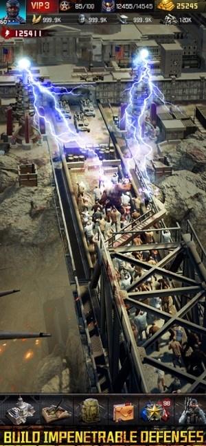 Screenshots Age of Z - Xây dựng thành trì, tiêu diệt Zombie